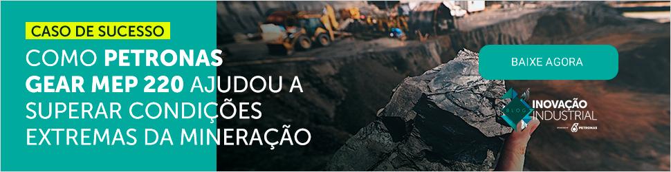 Como PETRONAS Gear MEP 220 ajudou a superar condições extremas da mineração