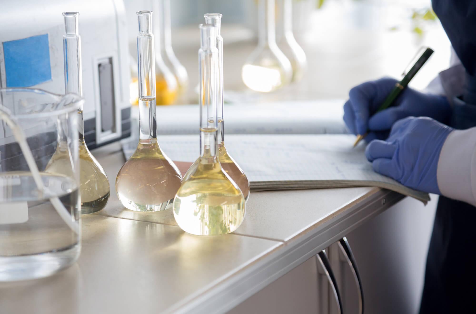 tecnologia em lubrificantes P&D