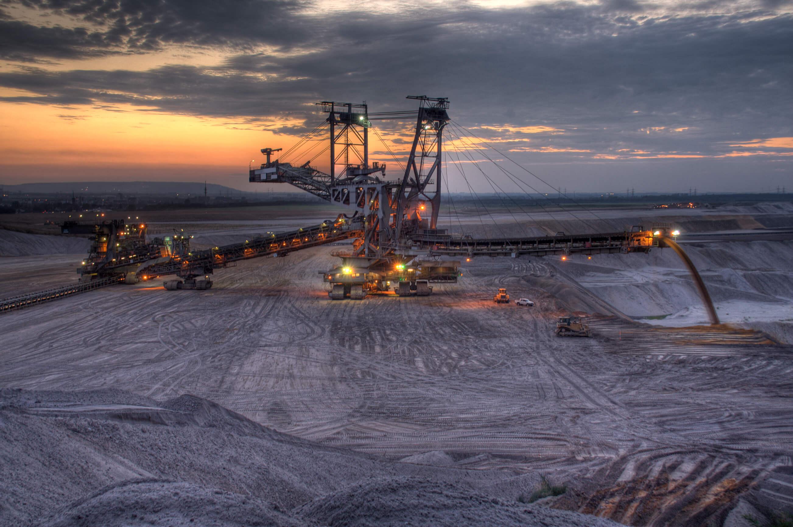 Manutenção em mineradoras: principais cuidados com a lubrificação