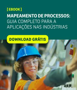 Mapeamento de processos industriais