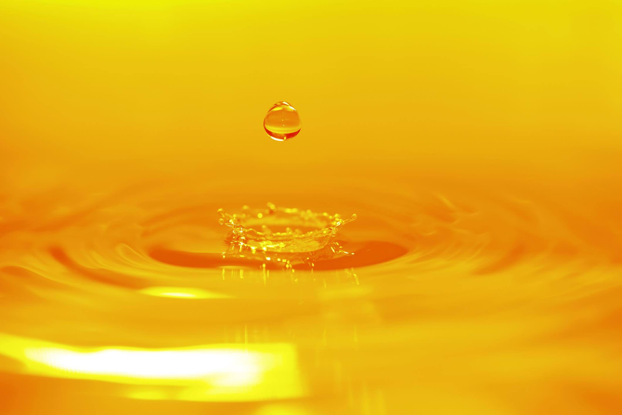 óleo para sistema de refrigeração