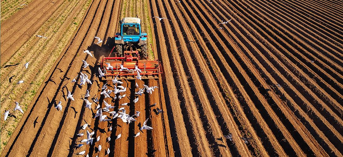 Manutenção no agronegócio