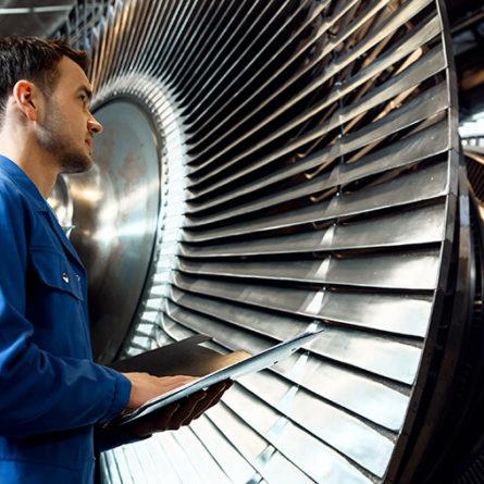 Conheça a linha PETRONAS Jenteram para turbina