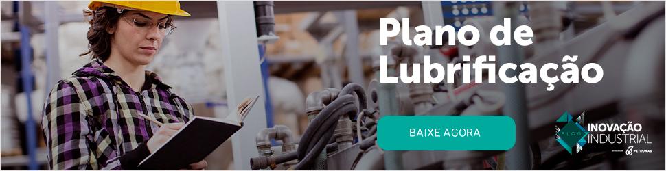 Plano de lubrificação industrial
