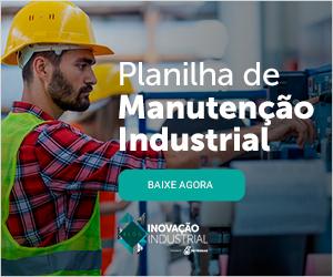 Planilha de Manutenção Industrial