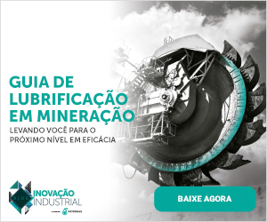 Guia de lubrificação na Mineração