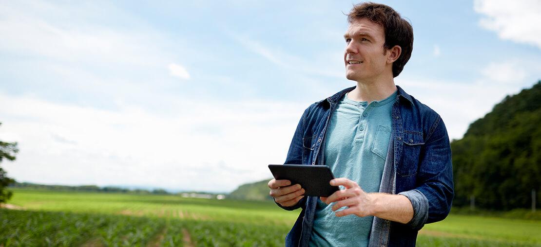 Digitalização de suprimentos no campo: barreiras e vantagens