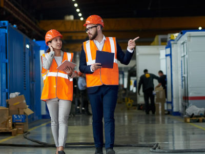 Chão de fábrica: como aumentar a produtividade de pessoas e máquinas?