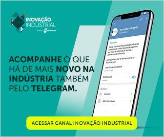 Acompanhe o que há de novo na indústria também pelo TelegramS