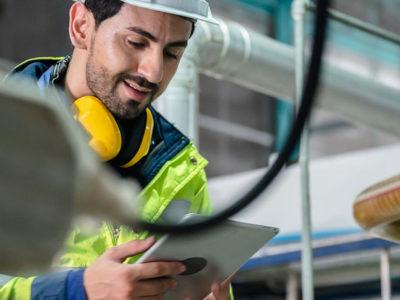 digitalização de processos produtivos