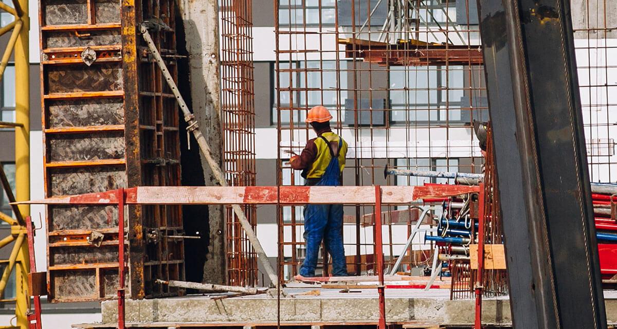 lubrificação na construção civil