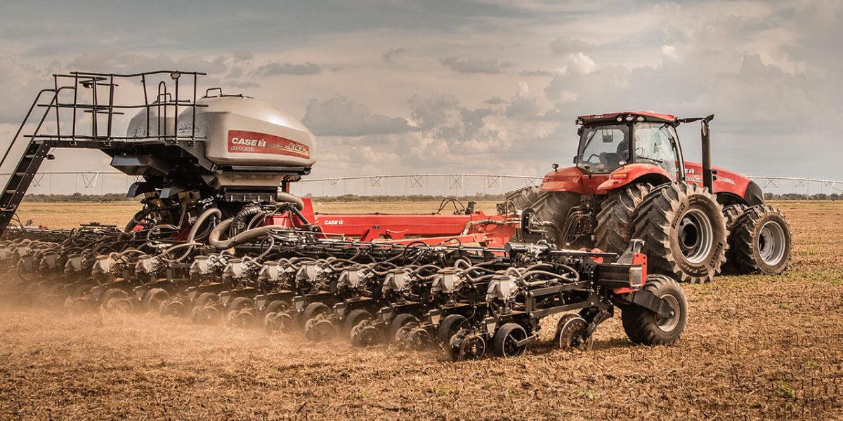 gestão de máquinas agrícolas