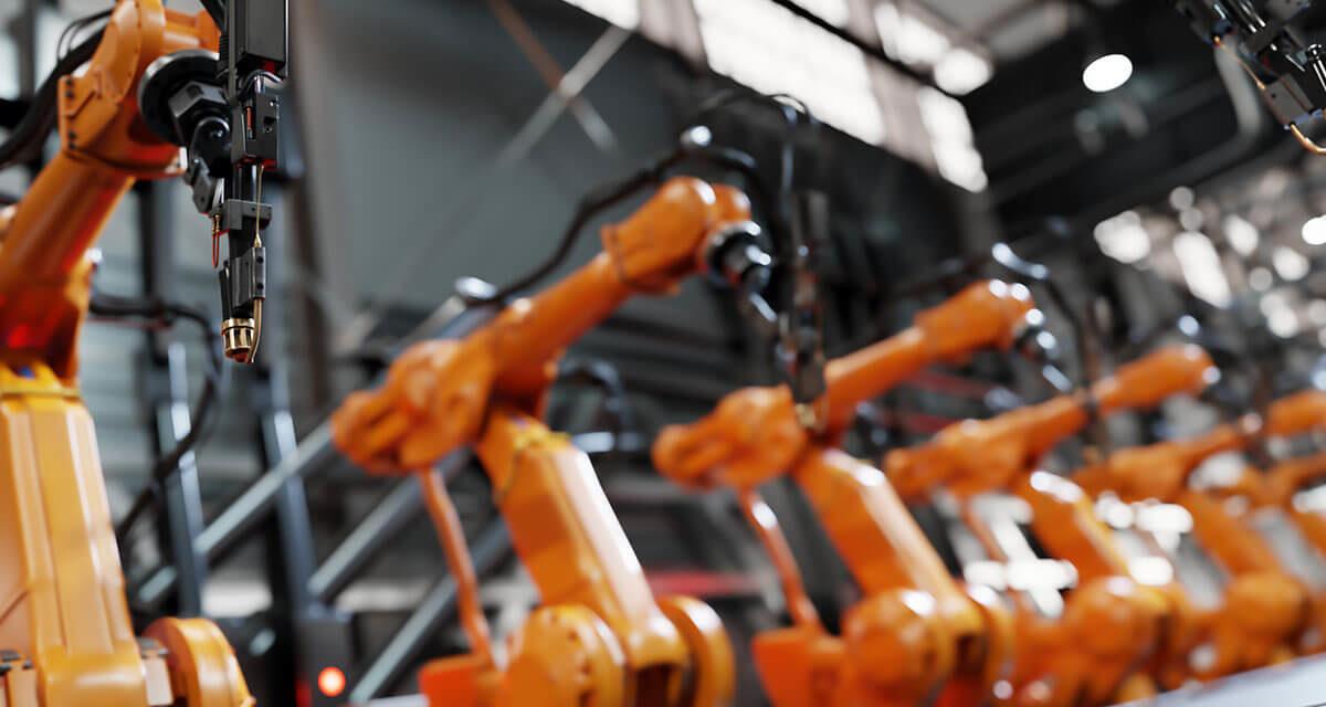 robôs colaborativos